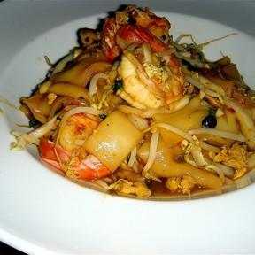 Rad Na Thai Shrimp