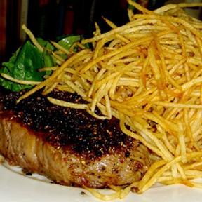 Steak Frites with Aioli