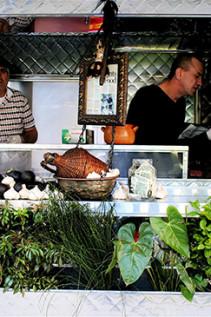 Christos' Falafel Cart