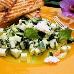 Three Summer Salads