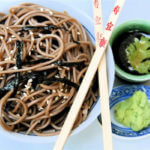 Korean Flank Steak and Chilled Soba