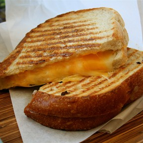 Grilled Cheese, The Mission & A Petting Zoo