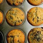 Round 3: Gluten-Free Blueberry Muffins