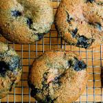 Muffins Round 4: Vegan-Blueberry