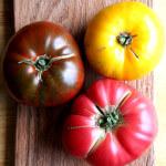 Tomatoes: Breakfast, Noon & Night