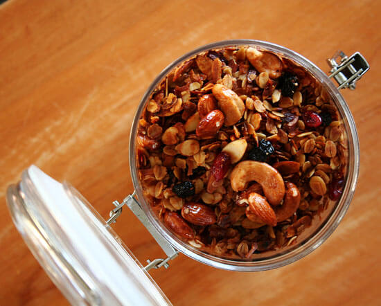 The Best Granola Recipe — Dishmaps
