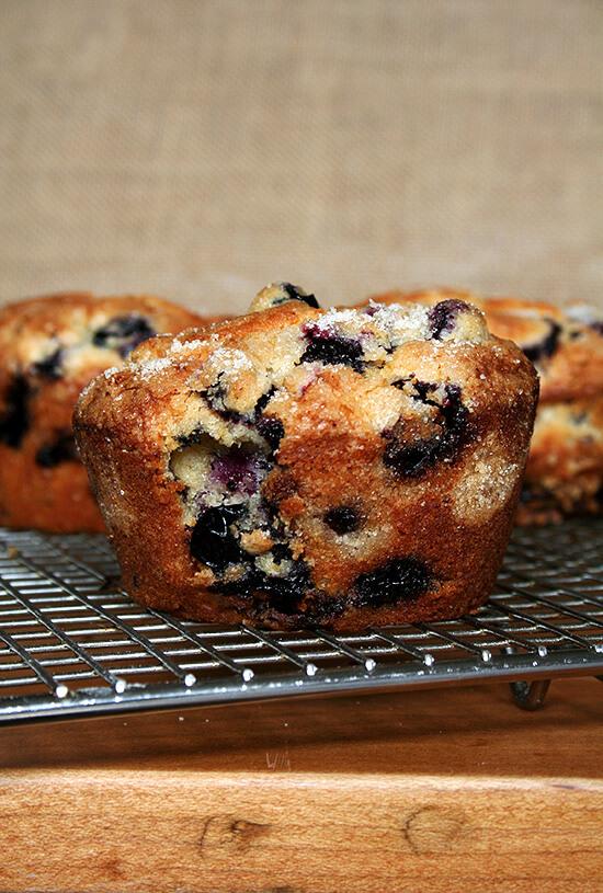 mmmm...muffin muffin muffin