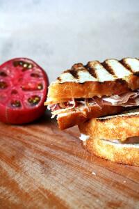 Jamon Iberico Sandwich
