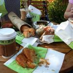 Tartine's Quiche, Homemade Crème Fraîche & A Little Trip to Napa & Bouchon