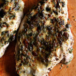 How to Make the Most of One Whole Chicken, Part One: Broiled Tarragon Breasts