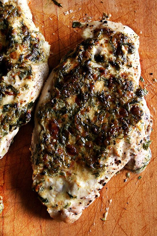tarragon chicken breasts