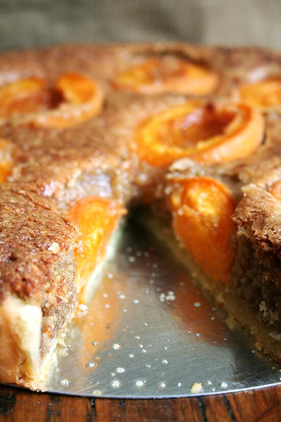 cut tart