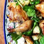 Roast Chicken + Bread Salad, Zuni Cafe Style