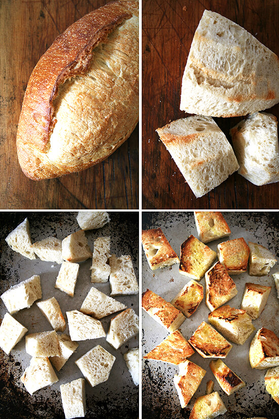bread for bread salad