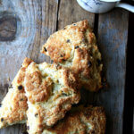 Tartine's Currant Scones