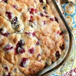 Cranberry Buttermilk Breakfast Cake