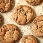 Kristina's Molasses Crinkles
