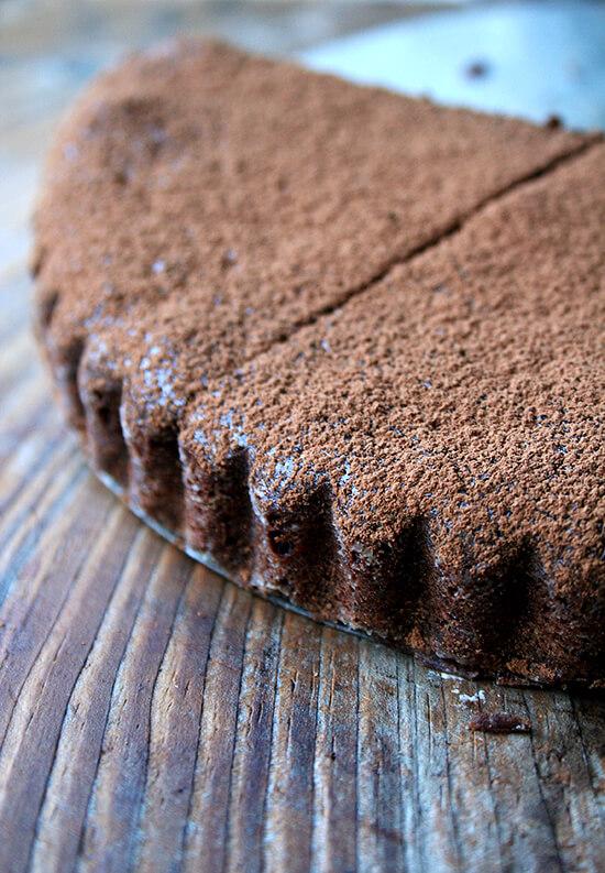 Jean-Georges chocolate cake
