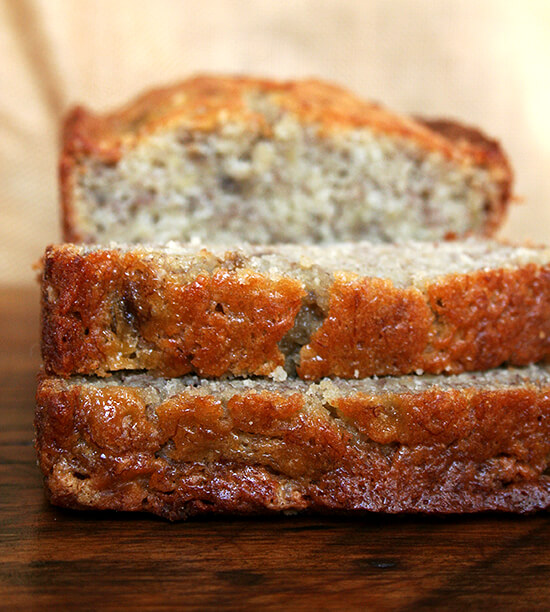 Mrs. Myers' Banana Bread