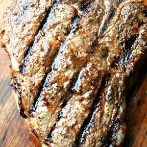Dead Easy Steak Marinade