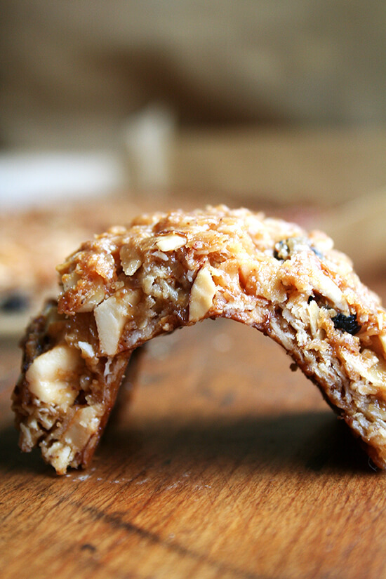 limber granola bar