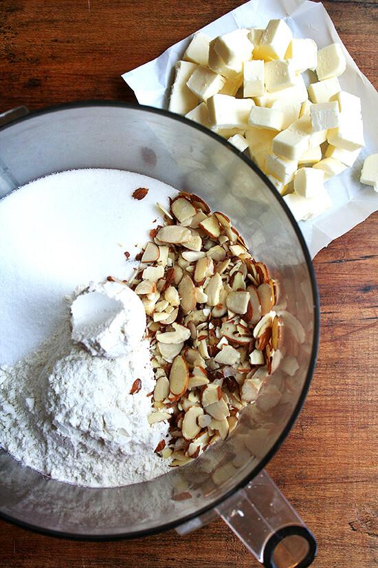 crisp topping ingredients
