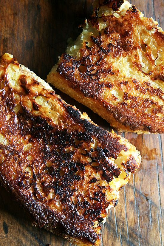 Tartine's Baked French Toast