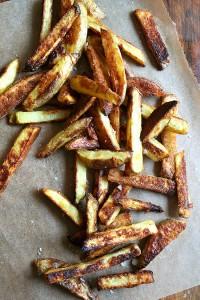 "Cooking Light's ""veggie fries"""