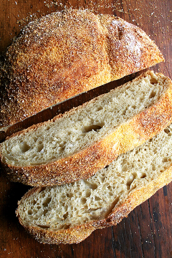 1 1/2-inch thick slices bread
