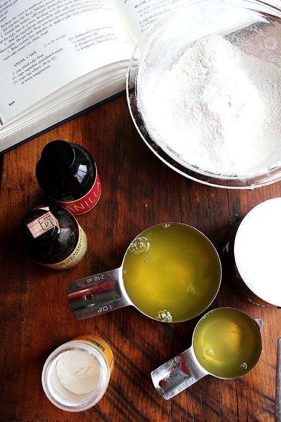 angel food cake ingredients