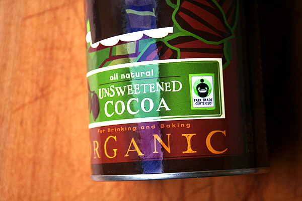 Lake Champlain Chocolates Fair Trade Unsweetened Cocoa Powder