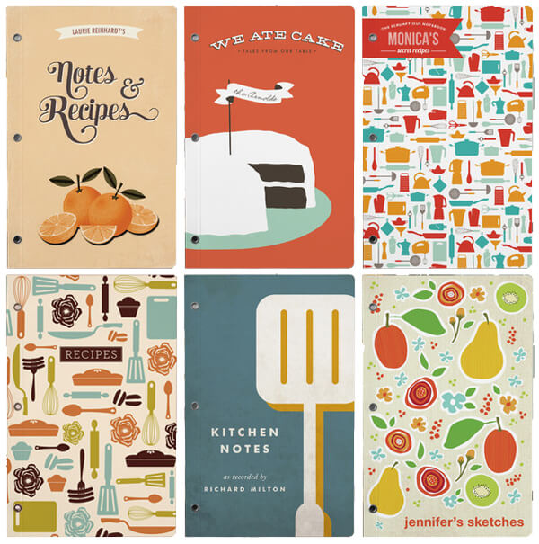 Selection of Minted Food-Related Journals