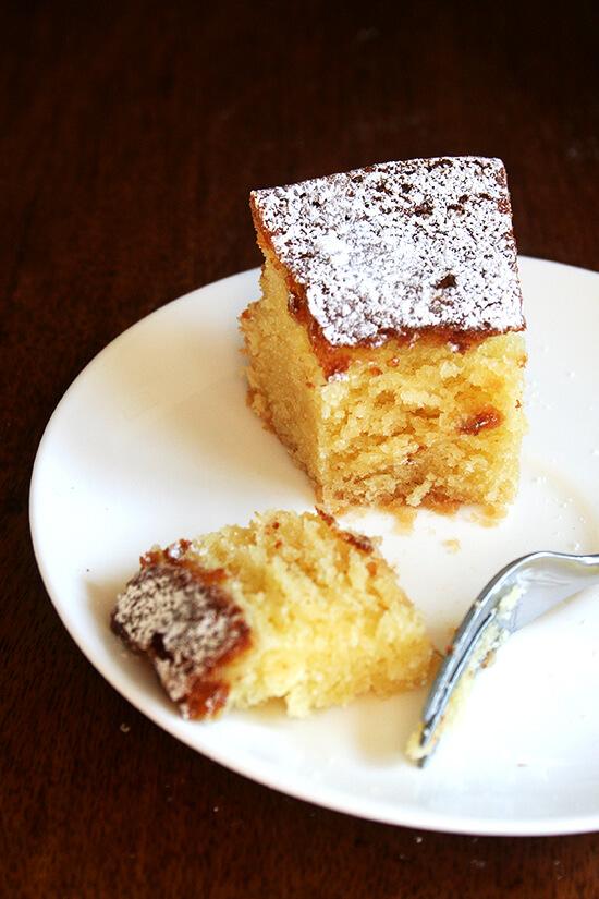 Chez Panisse almond torte