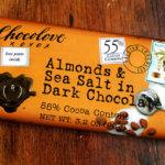 Brown Butter Blondies with Sea Salt