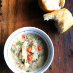 Paul Steindler's Cabbage Soup and A Peasant Bread Follow-Up