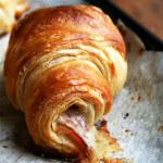 Prosciutto & Gruyère Croissants