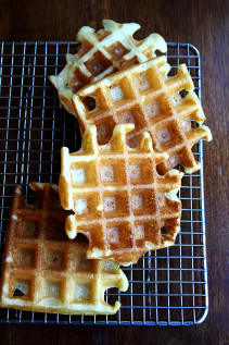 Last Minute Father's Day Gift Idea: Aretha Frankenstein's Waffle Mix