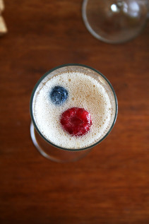 Fourth of July Sparkling Cocktail