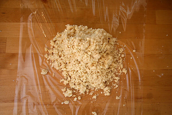 tart dough