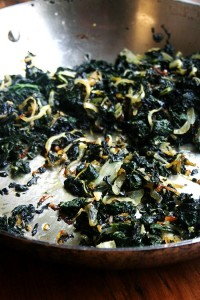 Slow-Cooked Kale