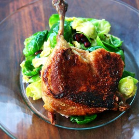 Cheaters' Duck Confit