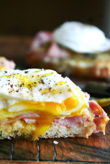 Croque-Monsieur with Poached Eggs (Croque-Madame)