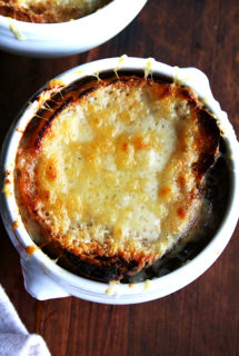 No-Stock French Onion Soup