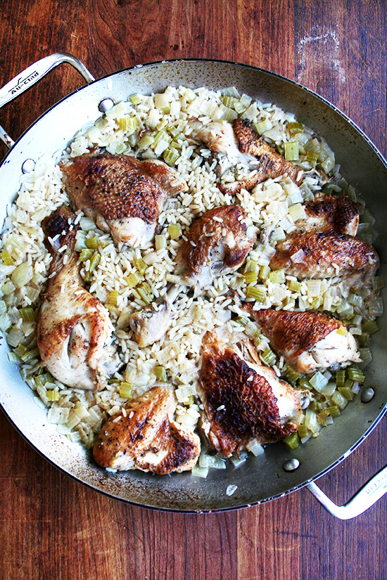 canal house chicken and rice - alexandra's kitchen