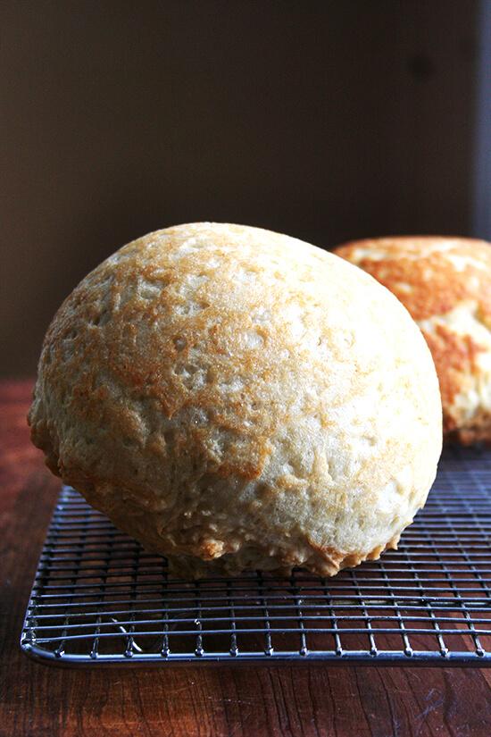 Gluten-Free Peasant Bread