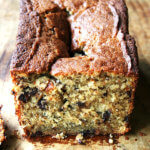 Sour Cream Coffee Cake with Orange & Chocolate | Fair Trade Giveaway