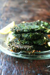 Chard Fritters | Montreal