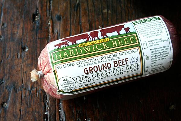 Hardwick grass-fed beef