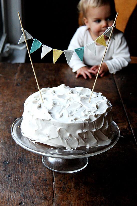 disgusting birthday cake