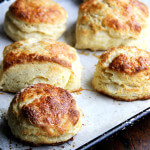 Buttermilk Biscuits with Maple & Sea Salt | Also, Tips from Joanne Chang on Biscuit Making